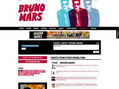 Twitterverse – Bruno Mars