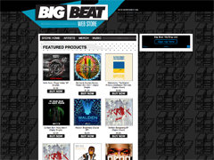 Big Beat WP Web Store