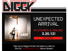 Diggy Premiere Stream
