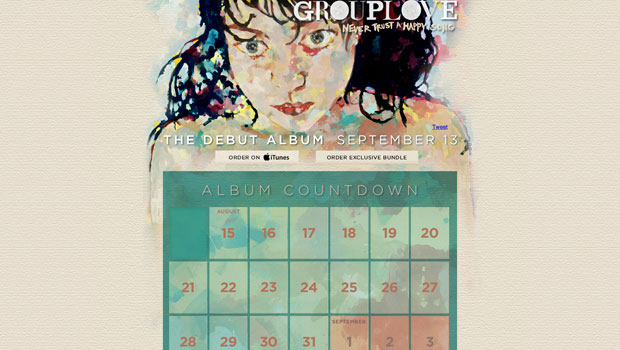Grouplove Advent Calendar