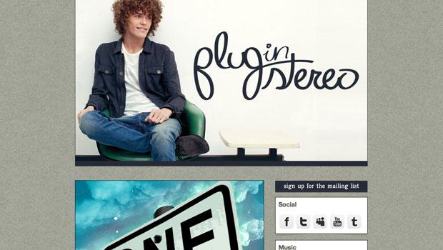 Plugin Stereo Tumblr Site