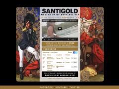 Santigold Website