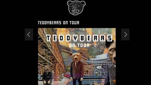 The Teddy Bears WP Site